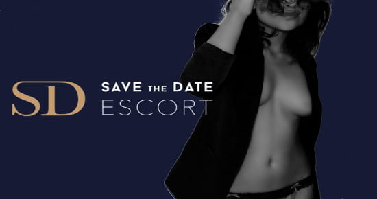 escort save the date